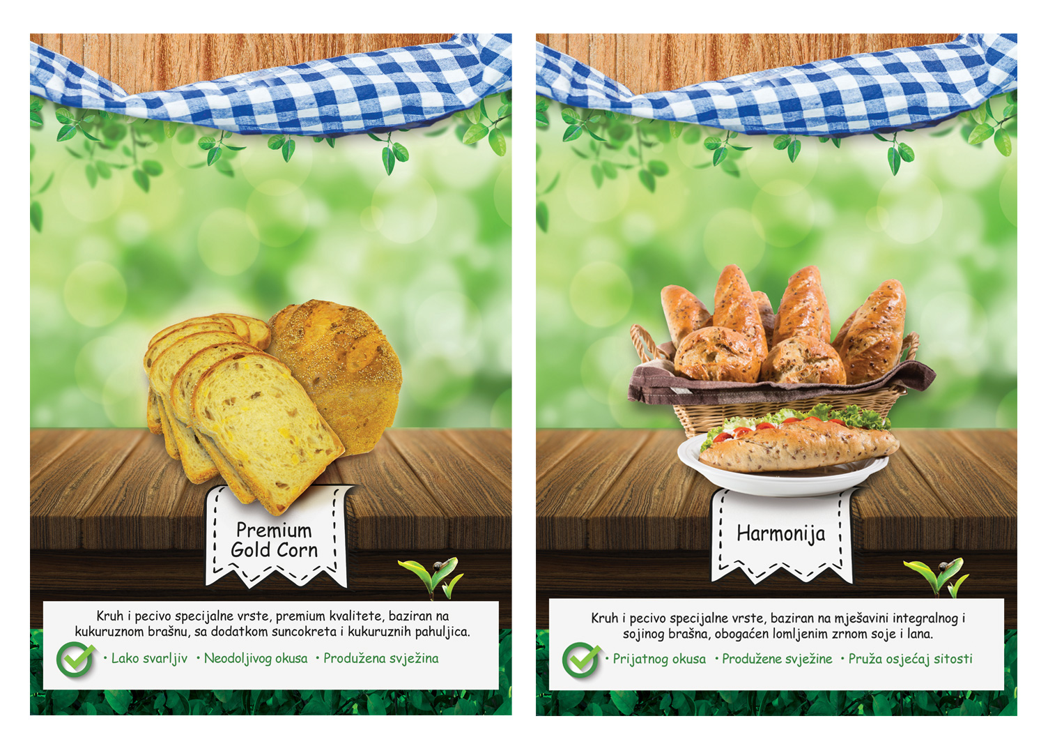 Bakery Shop Posters - special bread