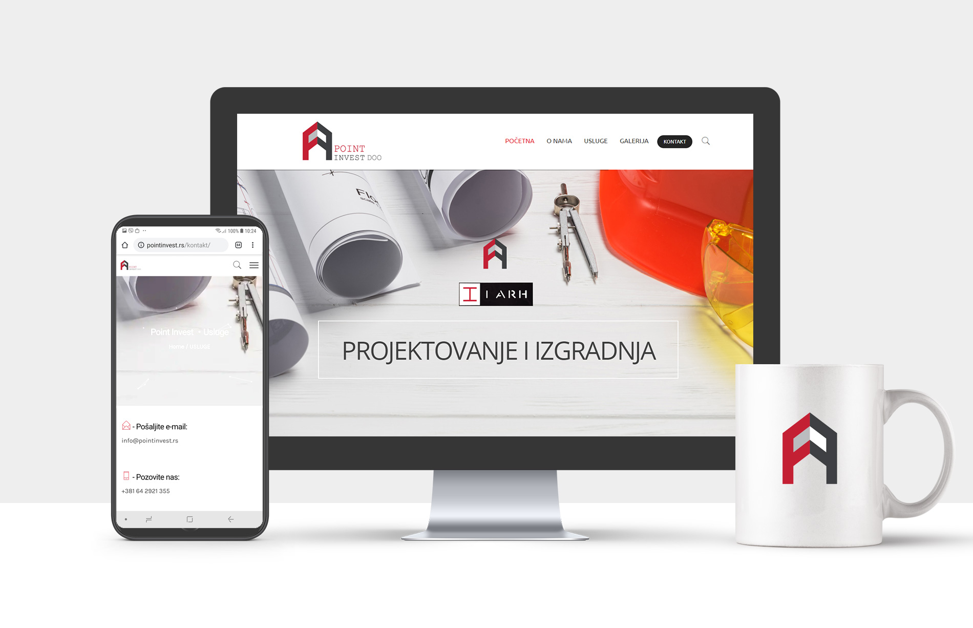 Web design planning and construction